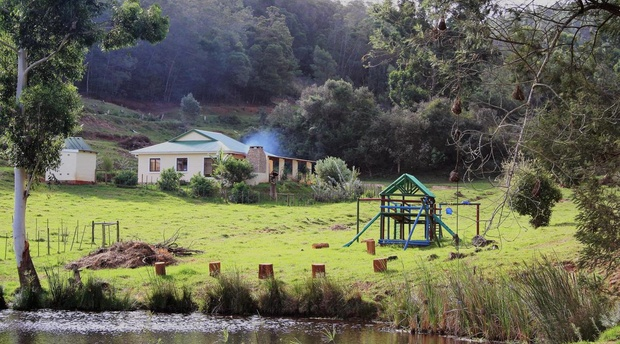 Blommekloof off-grid, self-catering farm cottages near Ruiterbos and the Outeniqua Mountains, Mossel Bay
