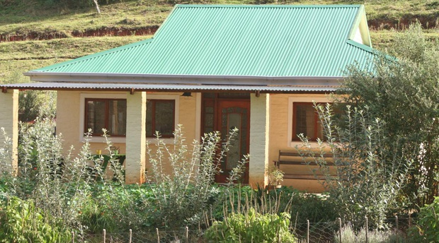 Sunflower Cottage, self-catering, off-grid, accommodation, Mossel Bay